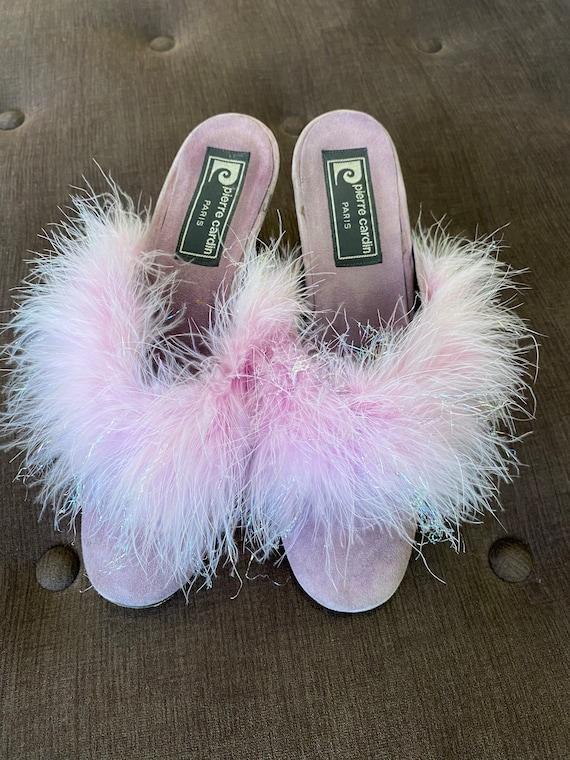 60s Pantofole Pierre Cardin/Leather shoes Cardin/s