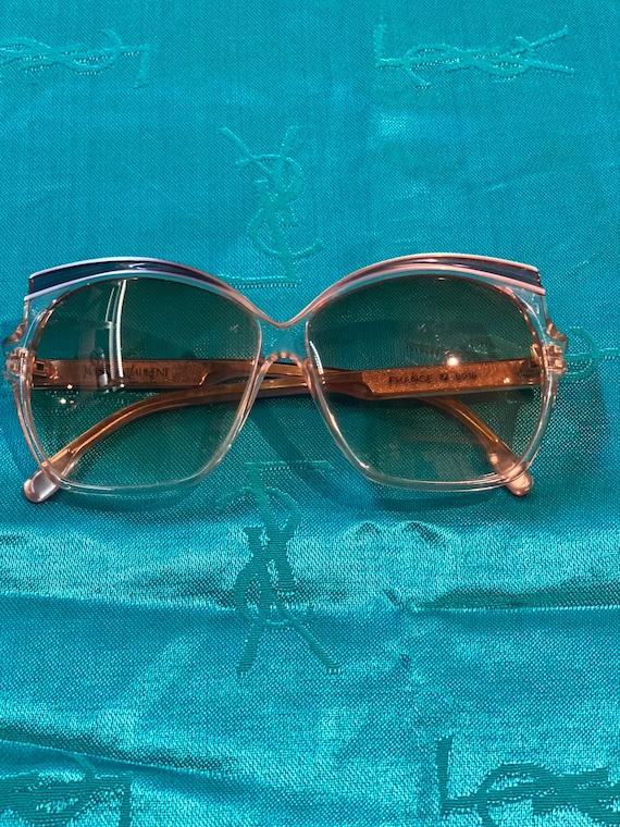 sun Glasses vintage 80s Yves Saint Laurent/Glasses