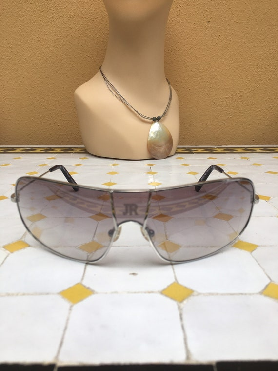 90s Sun glasses John Richmond/ Vintage sunglasses… - image 7