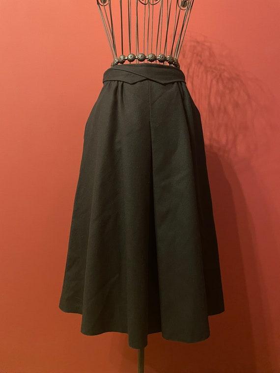 Vintage Rare Julius Garfinkel Debutante Wool Victorian Riding Style Jacket c 1930s 40s