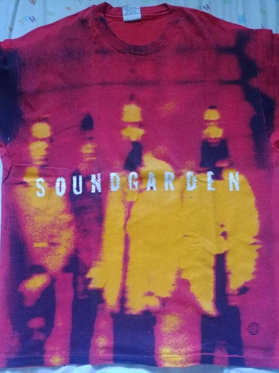 Soundgarden SuperUnknown Rare Shirt - image 1