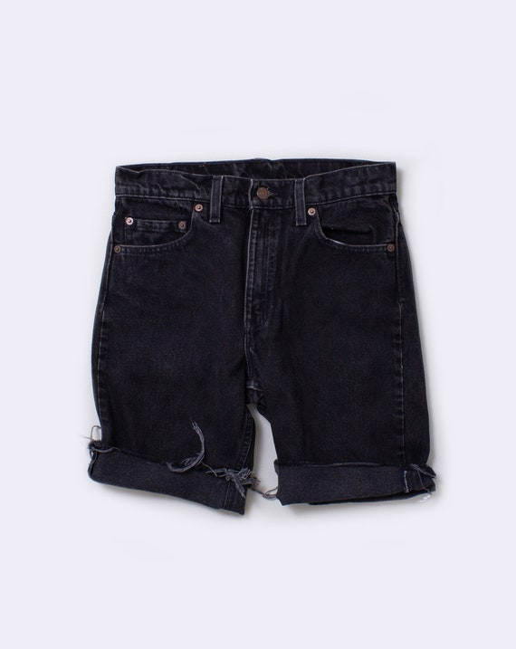 Levi's 512 Cutoff Shorts