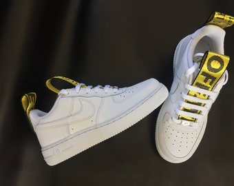 Customized Air Force 1 Off White Belt