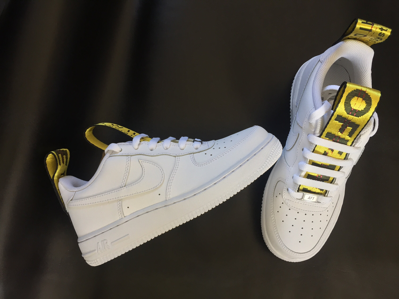 custom air force 1 off white