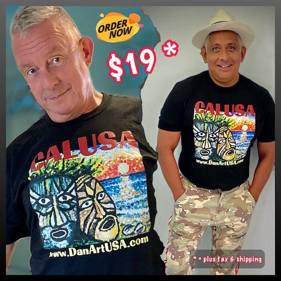 CALUSA - Crew Neck Premium T-shirt