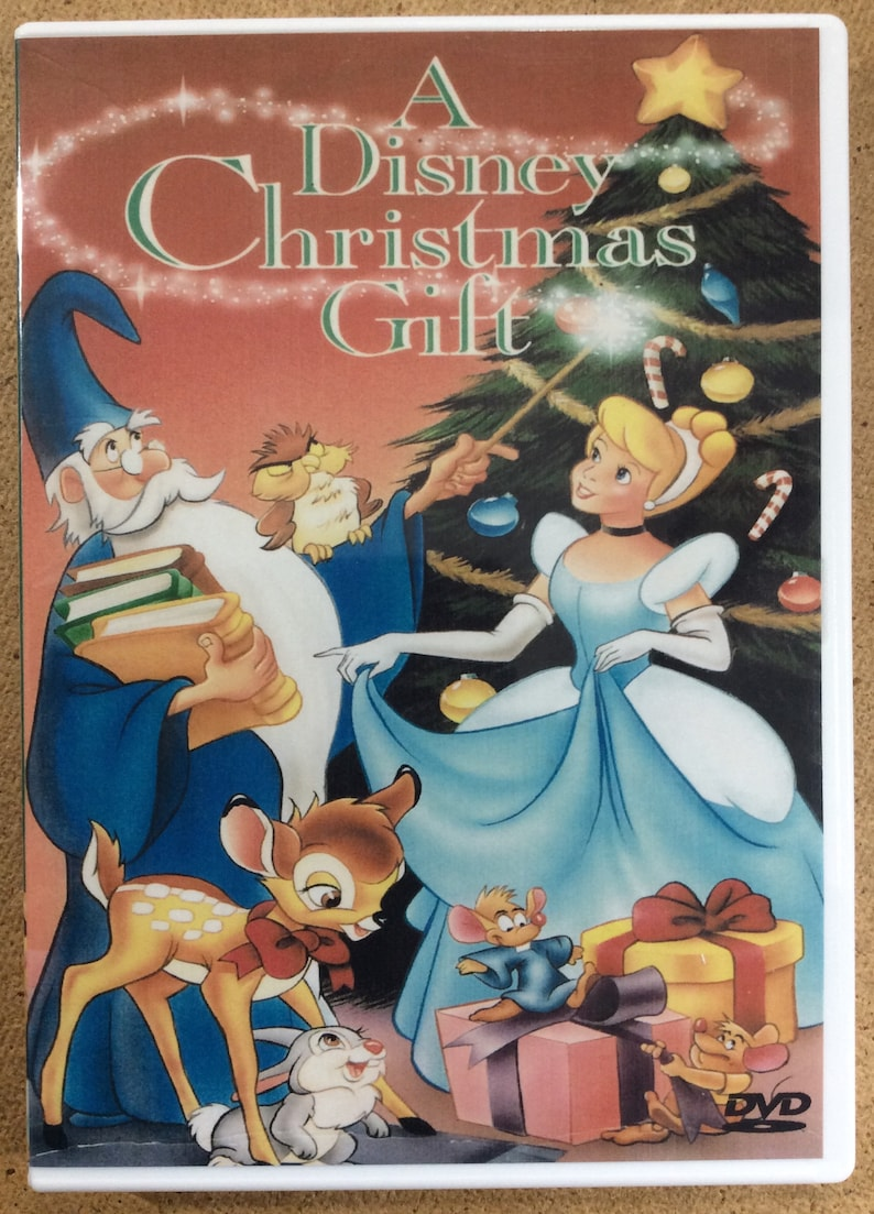 A Disney Christmas Gift Dvd.A Disney Christmas Gift Dvd 1983 Mickey Mouse Donald Duck