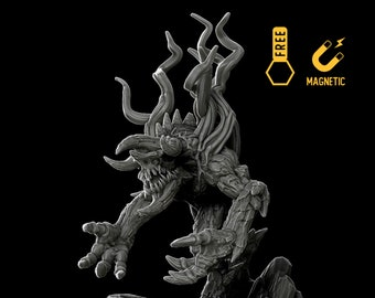 Veinback monster miniature pathfinder, DnD, Dungeons and dragons, Age of Sigmar, frostgrave, mordheim | RPG tabletop miniature