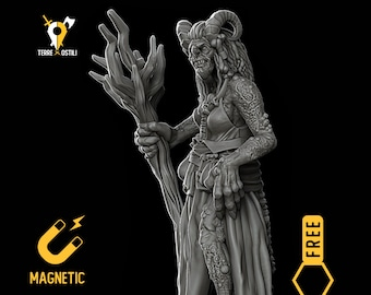 Night Hag miniature Dungeons and dragons, DnD , Age of Sigmar, W40k, 9th Age, kow, mordheim | RPG tabletop miniature