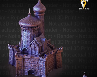 Maharaja palace Dice Tower DnD, Dungeons and Dragons , Pathfinder, Starfinder, Frostgrave, Mordheim, Cthulhu, lovecraft, 9 age