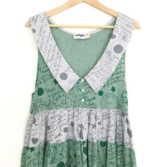 Original Kumi Watari MIGH-T Culotte Dress with Sta