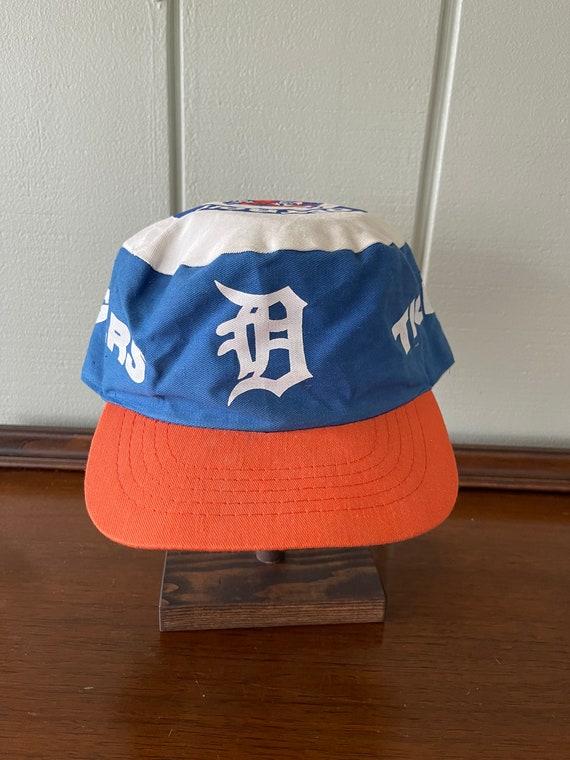 Detroit Tigers 1980's Painters Cap Snapback