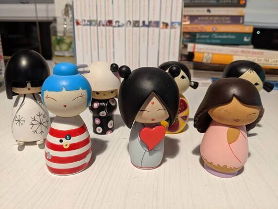 Momiji Message Dolls Vintage Dolls Happy Happy Happy