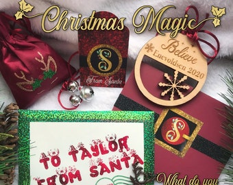Christmas Magic, A Holiday Kit for Children
