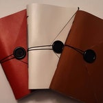 Custom, Handmade Journal and Notebook