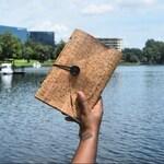 Premium Cork, Handmade Journal and Notebook