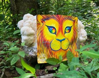 HUGE Lion's Mane Mushroom Grow Kit