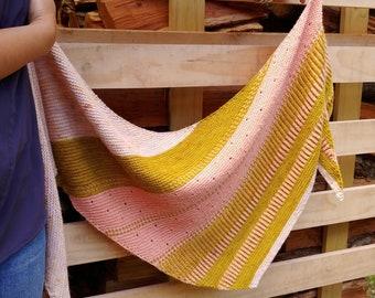 Pixie Dust Shawl - Knitting Pattern