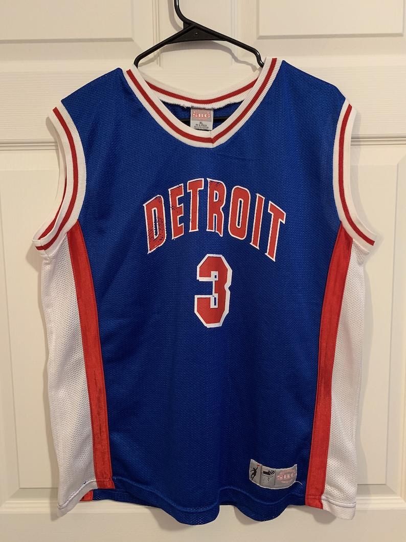 finest selection caa14 06141 VINTAGE Detroit Pistons Jersey