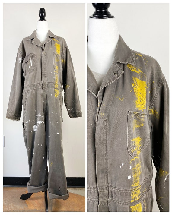 60's Wrangler Big Ben Work Wear Coverall