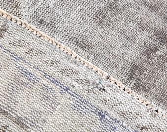 6x9 Turkish Vintage Oushak Carpet Rug,6x9 Rug,6x9,Rug,Carpet Rug,Area Rug,Faded Rug,Muted Rug,6x9 Turkish Rug,Vintage Carpet,Handmade,5014