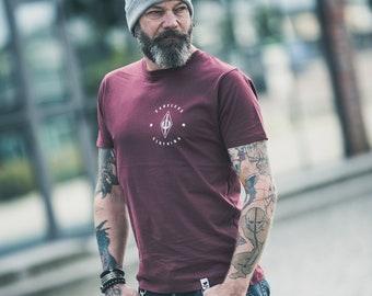 Unisex Shirt - Bio Baumwolle - Logo-Druck