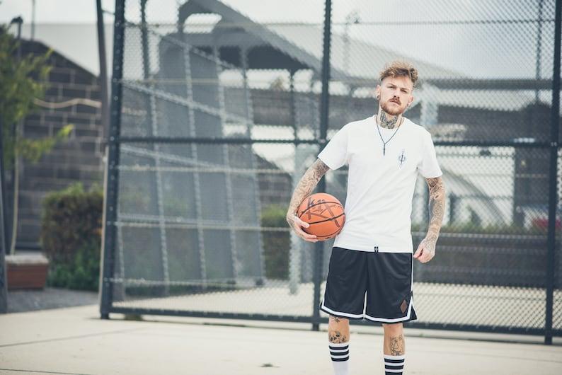 Basketball Mesh Shorts  careless image 0