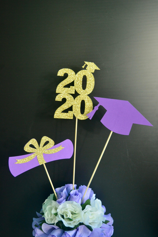 2020 Graduation Decorations.Graduation Party Decorations 2020 Graduation Centerpieces