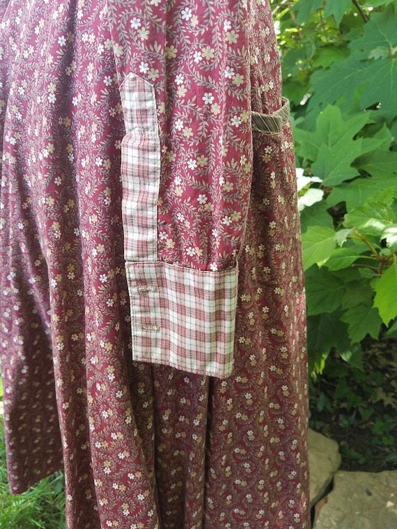 Gunne Sax Prairie Dress - Vintage 1977 - image 10