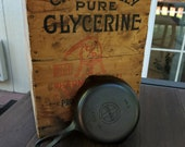 Griswold 3 Cast Iron Skillet With Small Block Logo Restored