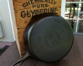 Griswold 9 Cast Iron Skillet With Large Block Logo Restored