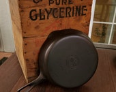 Griswold 6 Cast Iron Skillet With Small Block Logo Restored
