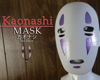 Spirited Away Mask Etsy