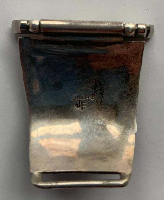 Beautiful Hallmarked Zuni Apple Watch Band - image 4