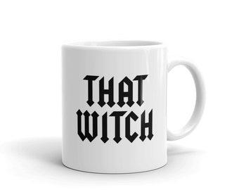 That Witch Mug