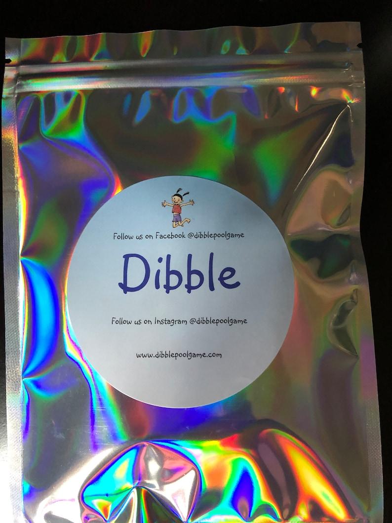 Dibble pool game image 0