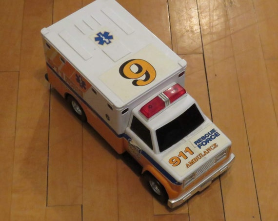 1994 Buddy Ambulance