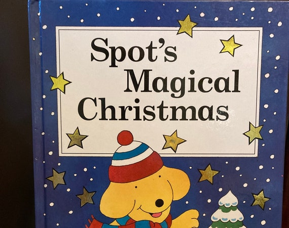Spot's Magical Christmas By Eric Hill 1995