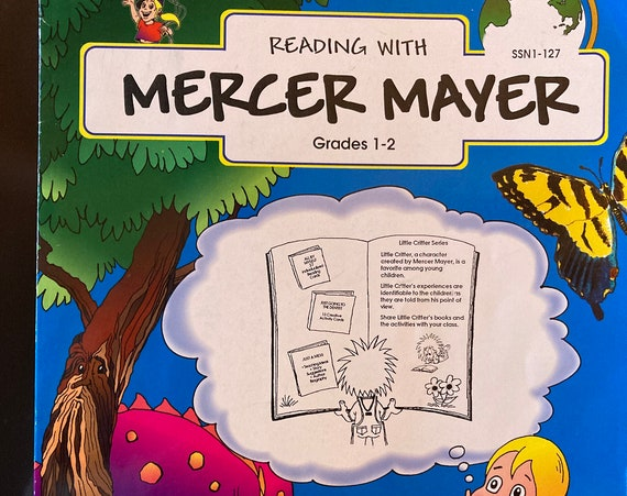 Reading with Mercer Mayer - Grades 1-2 - Learning Materials to go Along with Our Favorite Stories from Mercer Mayer