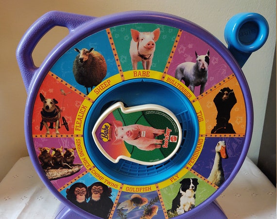 Mattel's Animal See and Say