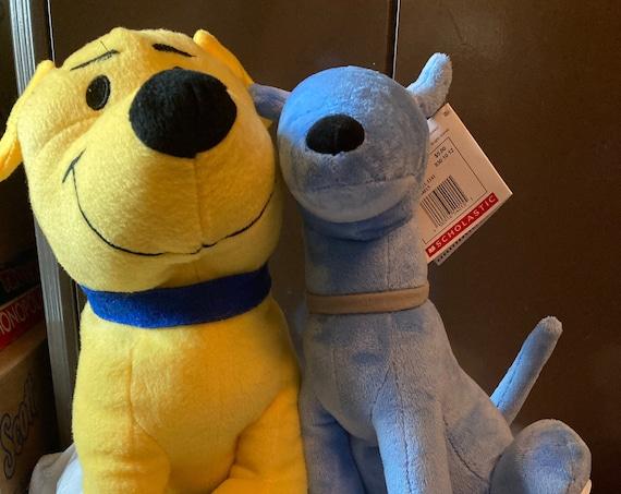 Kohls Cares For Kids Clifford Big Red Dog Friend Mac Blue & T Bone Plush Stuffed