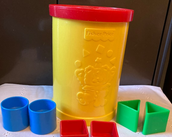 1997 Fisher Price Shape Sorter