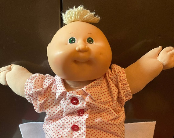 Vintage Cabbage Patch Toddler - Vintage Cabbage Patch Toddler Clothes (Sold Separately)