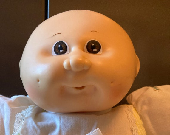"Original Rare 1984 First Edition Cabbage Patch Preemie 14"" -- FREE SHIPPING in USA"