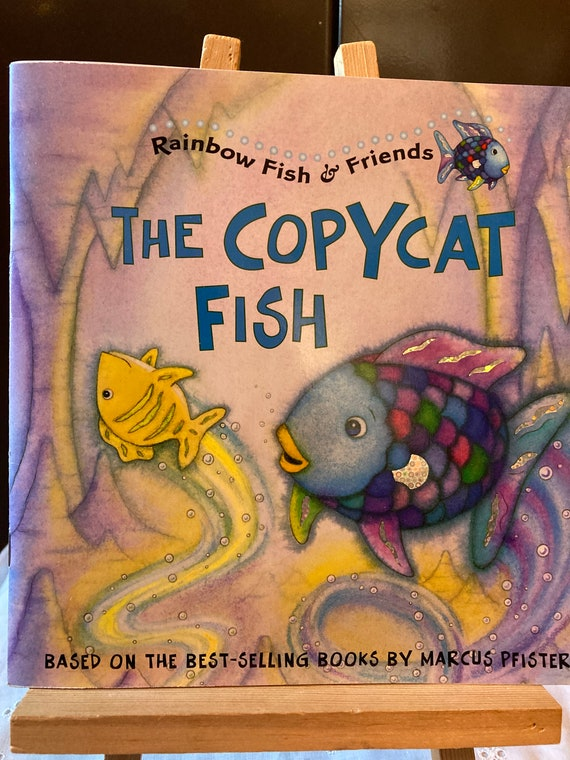 Rainbow Fish and Friends - The CopyCat Fish - Based on the Best - Selling Books by Marcus Pfister