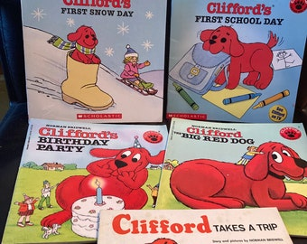 Clifford the Big Red Dog Classic Books that Never Grow Old