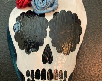 Skull Paper Weight