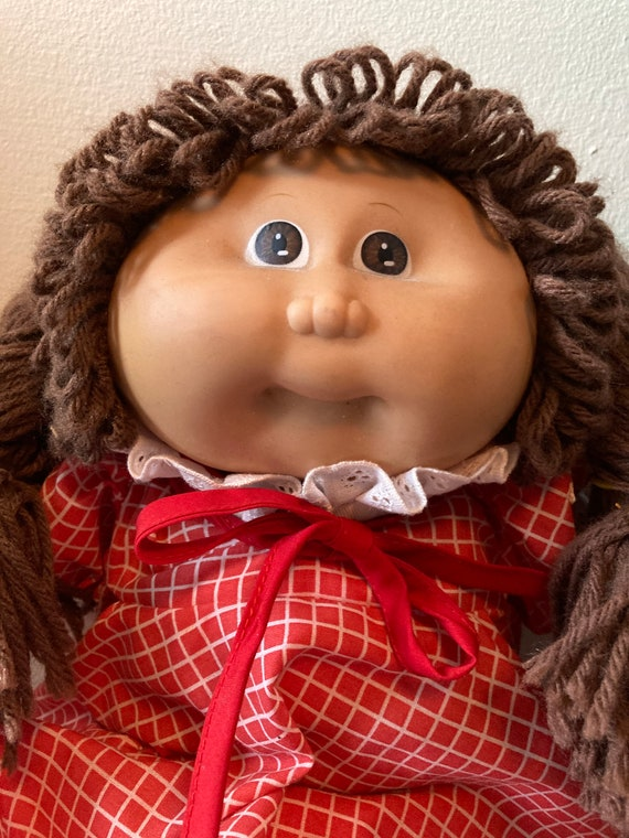 1982 Cabbage Patch Kid Doll