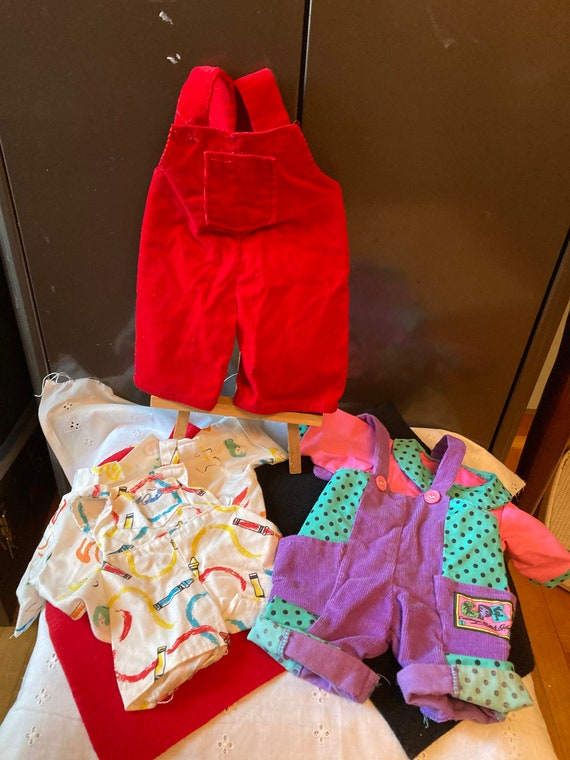 Regular Size Cabbage Patch Doll Clothes - 16 Inch Doll Clothes