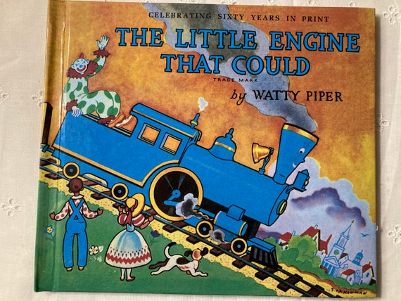 1990 The Little Engine that Could; Celebrating Sixty Years in Print