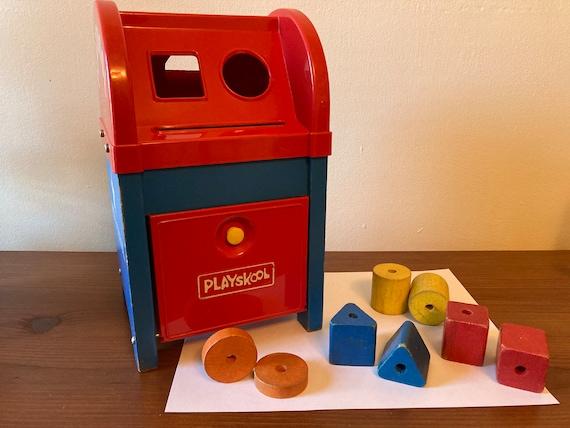 Complete Playskool Mailbox